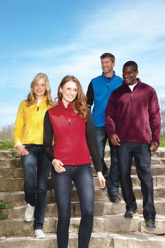 Featured Product: CORE JOURNEY Fleece Jackets & Vests